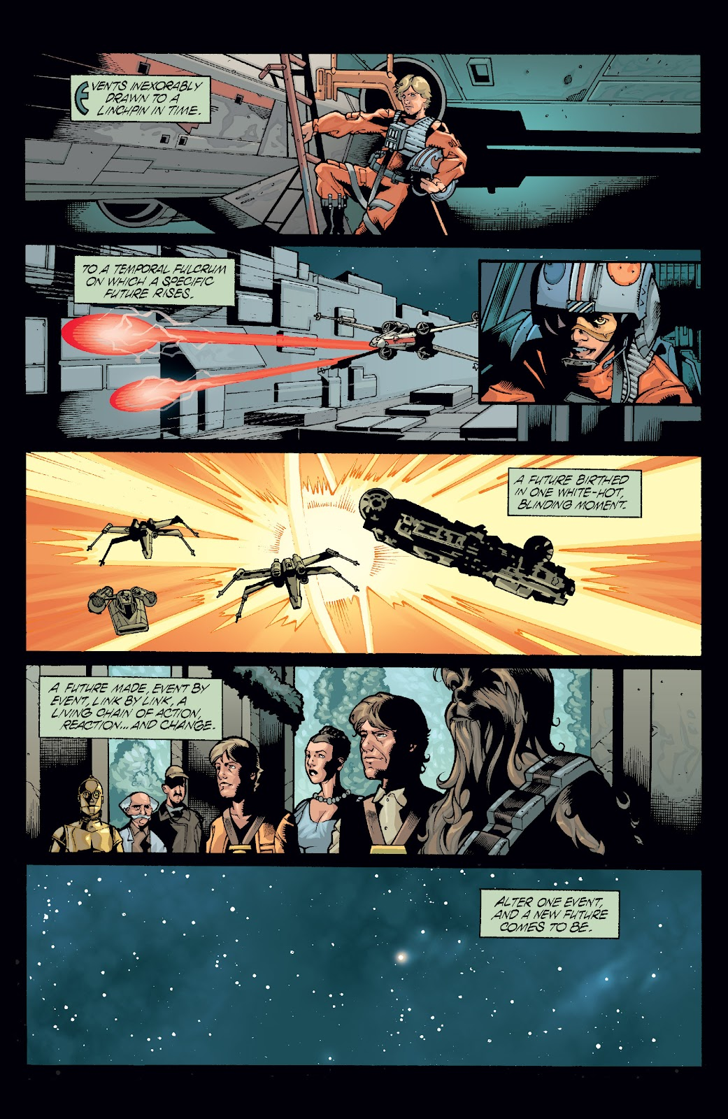 Read online Star Wars Legends: Infinities - Epic Collection comic -  Issue # TPB (Part 1) - 9