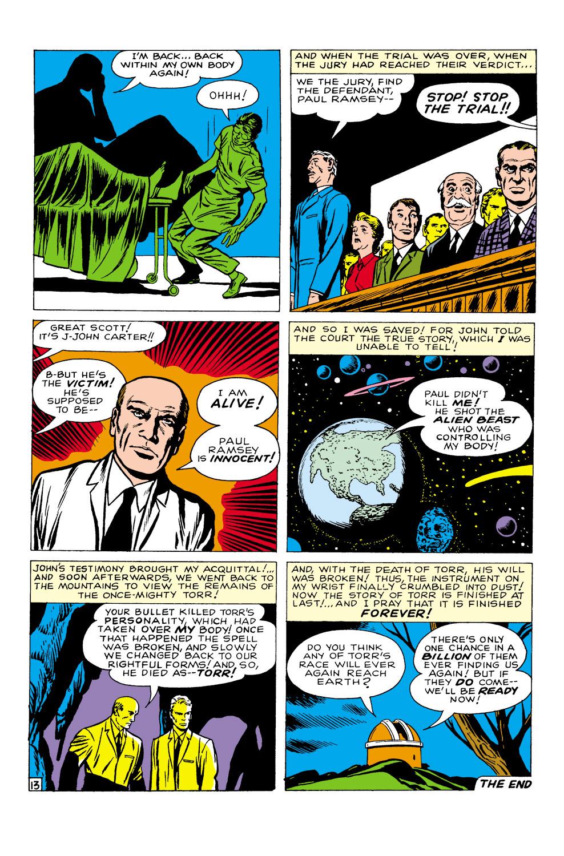 Read online Amazing Adventures (1961) comic -  Issue #1 - 15