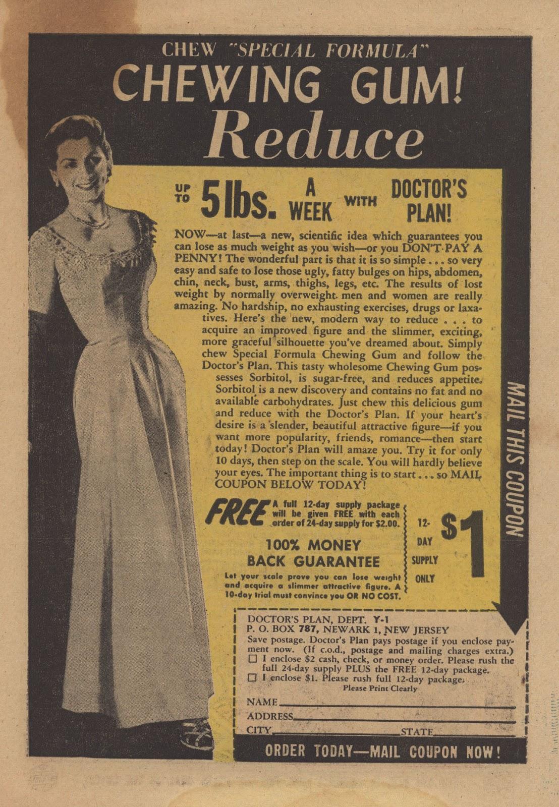 Love Romances (1949) issue 28 - Page 27