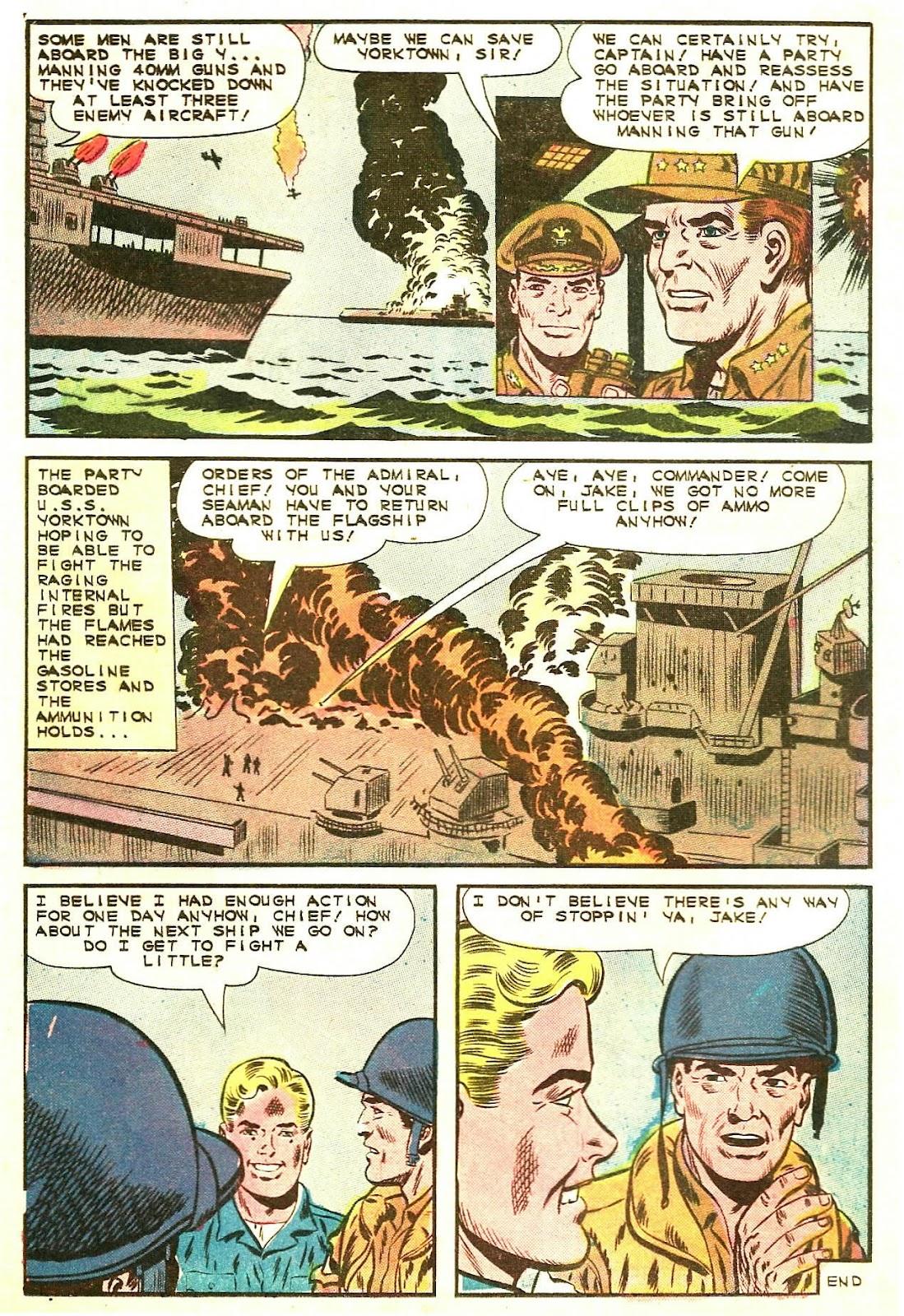 Read online Fightin' Navy comic -  Issue #125 - 12