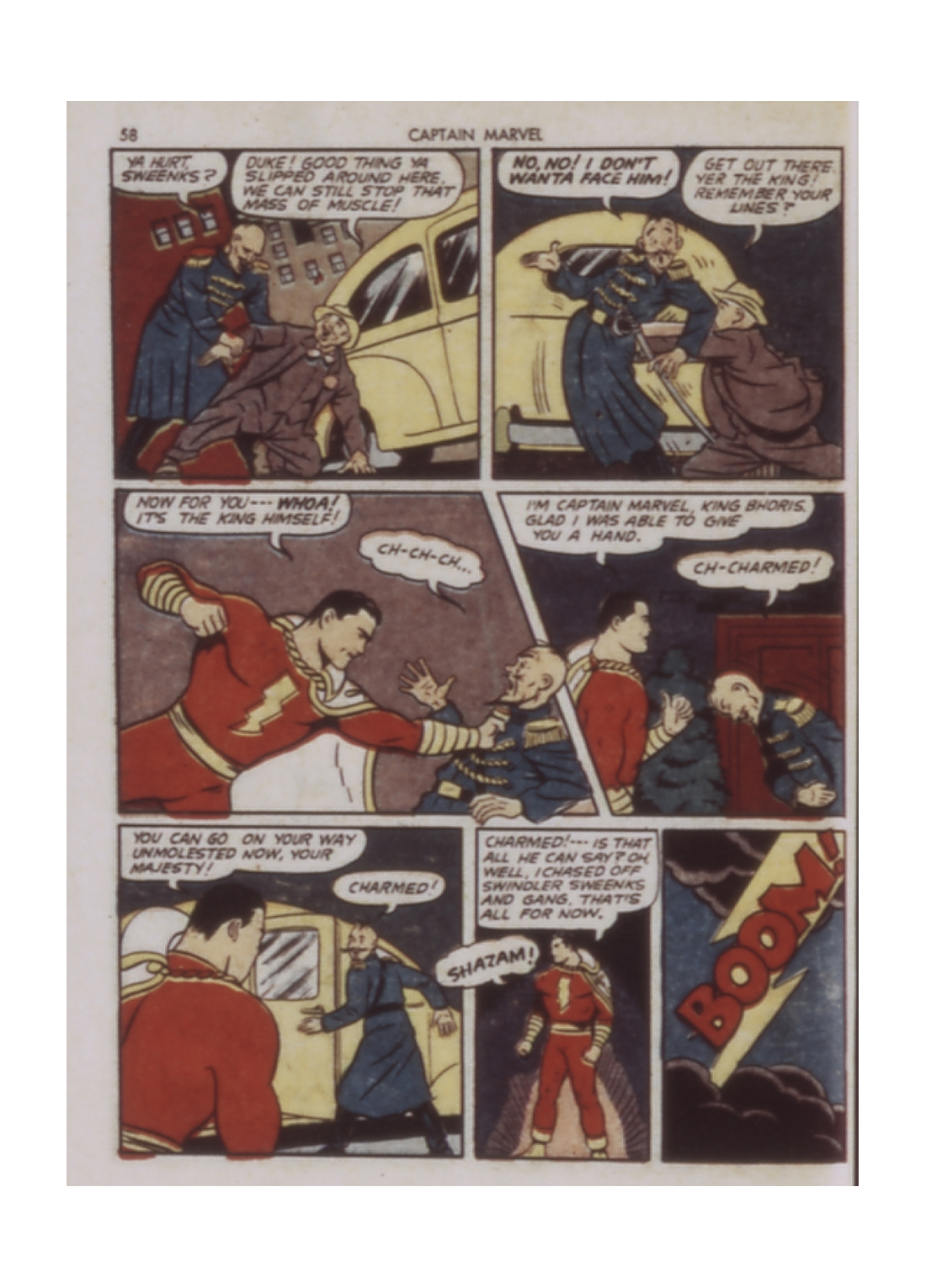 Captain Marvel Adventures issue 9 - Page 58
