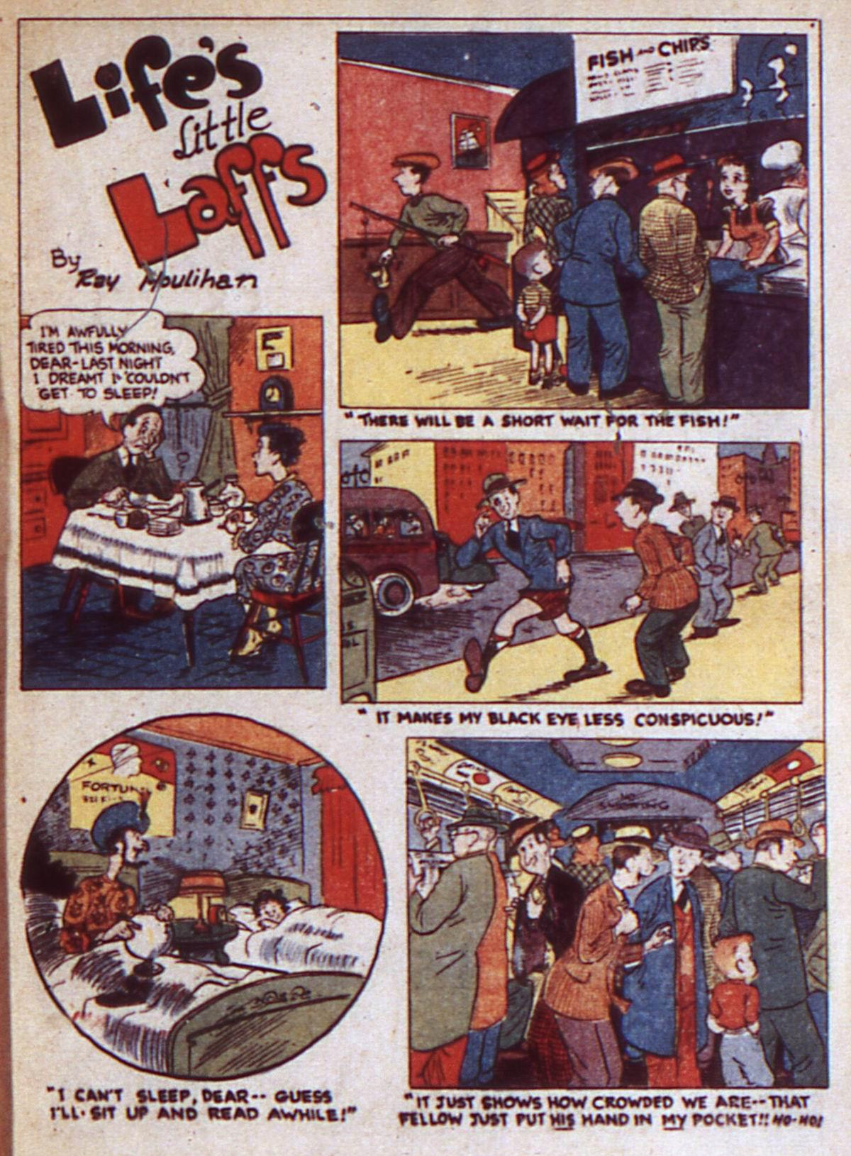 Read online Adventure Comics (1938) comic -  Issue #85 - 25