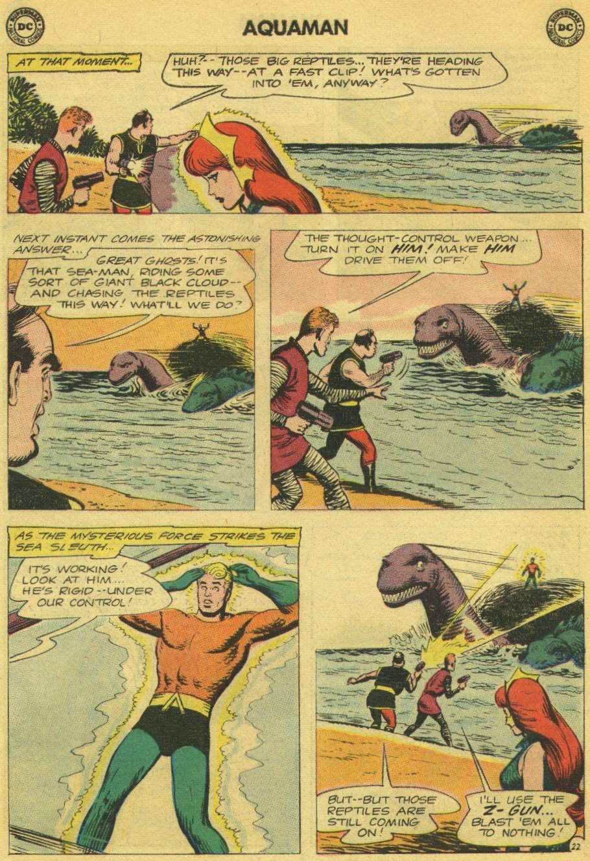 Read online Aquaman (1962) comic -  Issue #13 - 29