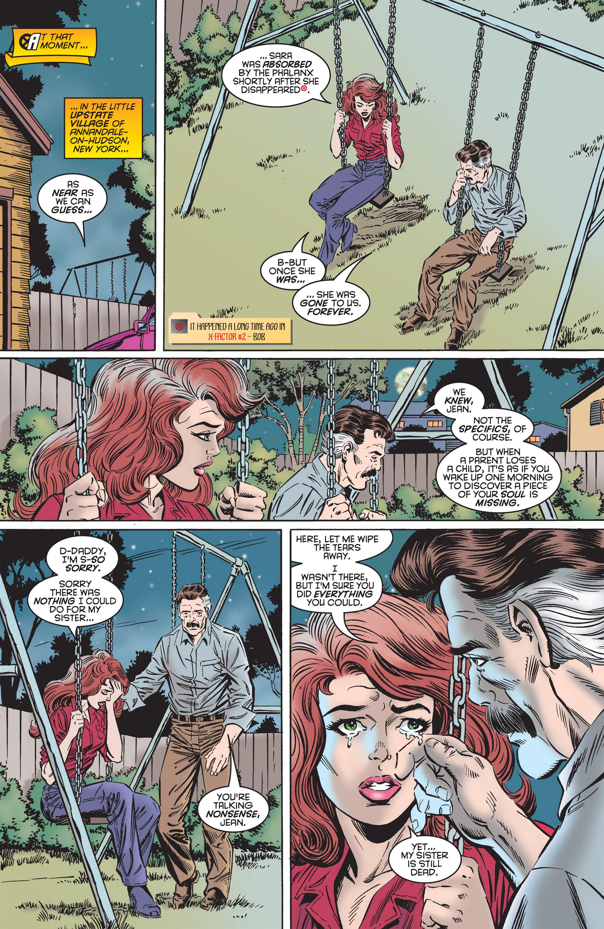Read online Uncanny X-Men (1963) comic -  Issue #322 - 11