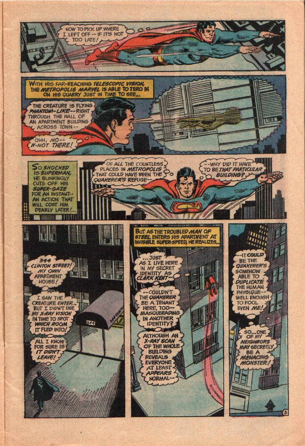 Read online Action Comics (1938) comic -  Issue #430 - 9