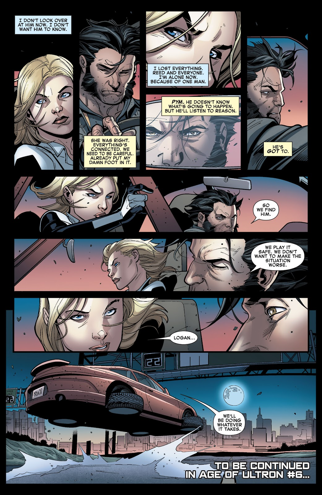 Read online Age of Ultron Companion comic -  Issue # TPB (Part 2) - 37