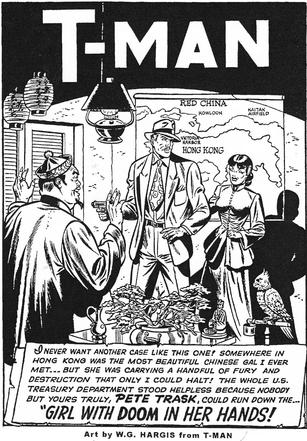 Read online Men of Mystery Comics comic -  Issue #73 - 50