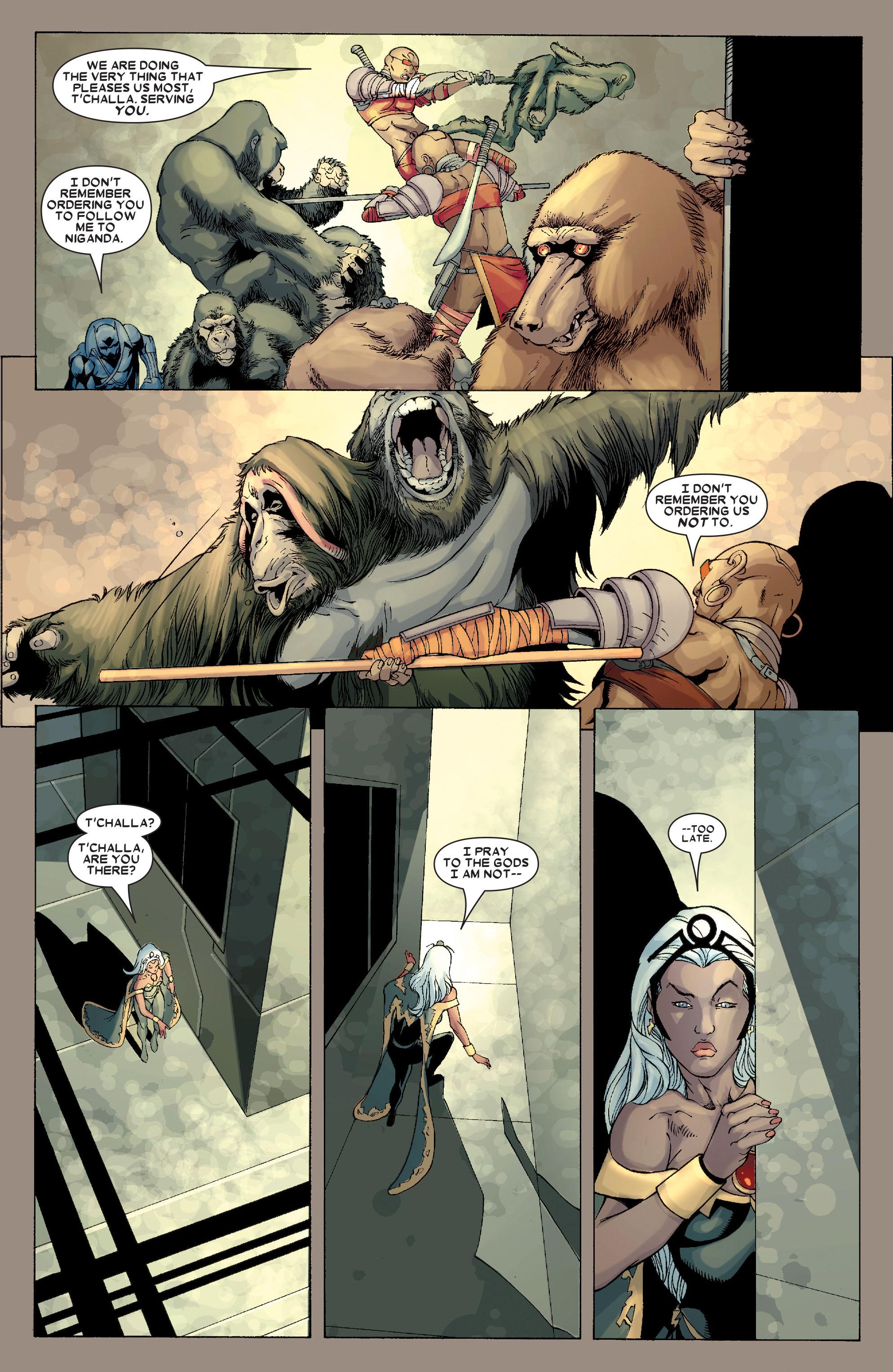 X-Men (1991) 176 Page 3