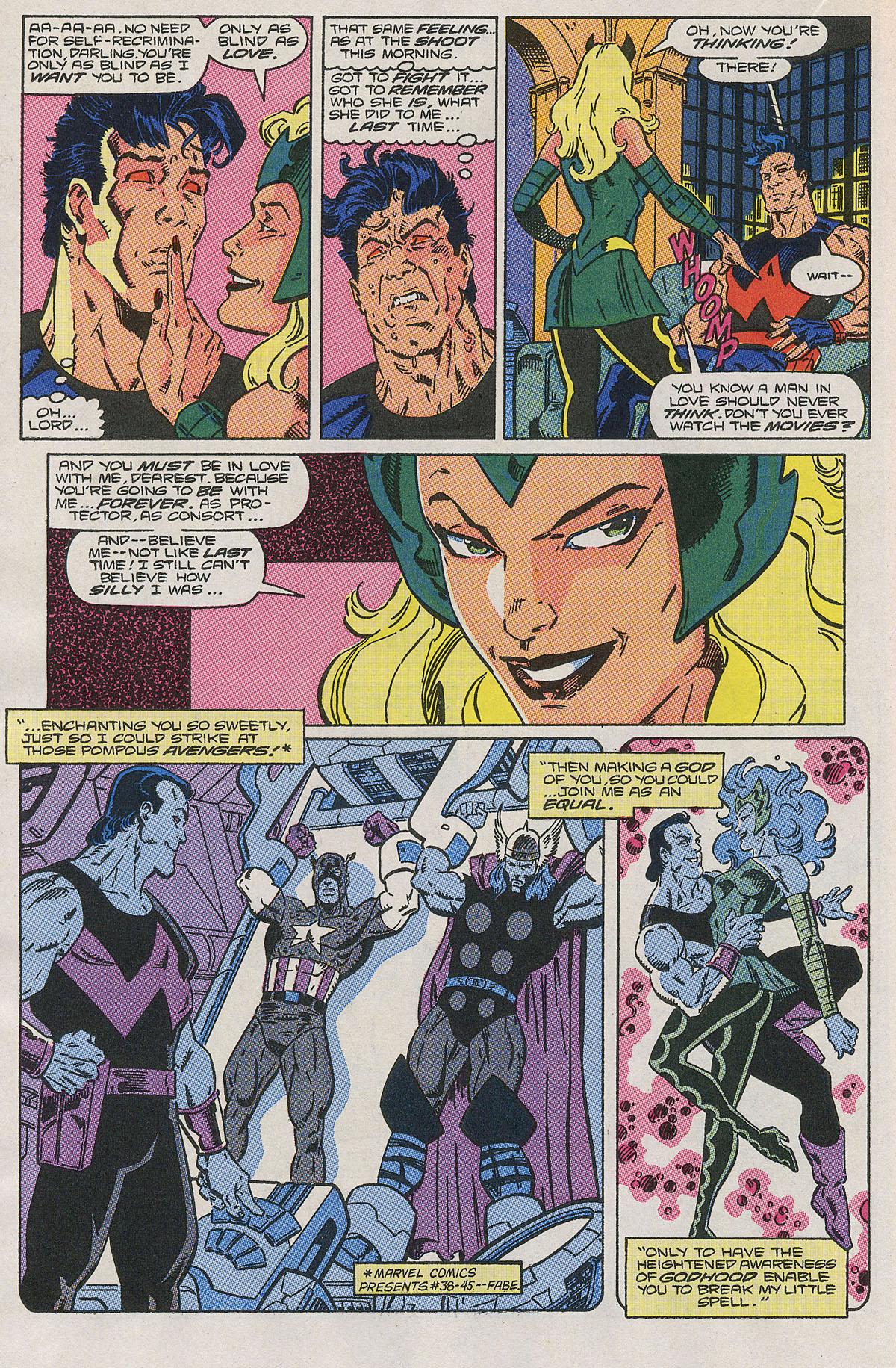 Read online Wonder Man (1991) comic -  Issue #2 - 12