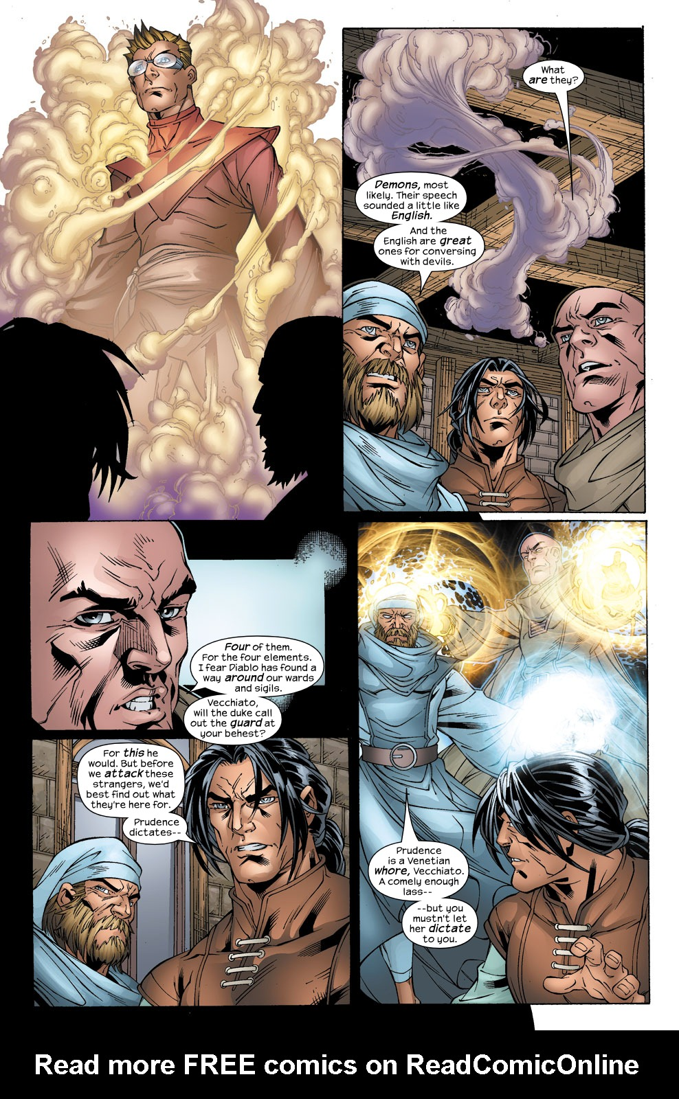 Read online Ultimate Fantastic Four (2004) comic -  Issue #40 - 10
