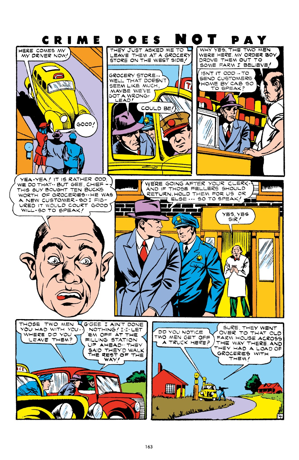 Read online Crime Does Not Pay Archives comic -  Issue # TPB 3 (Part 2) - 63