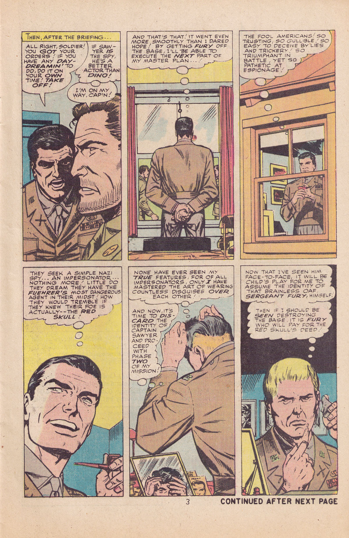 Read online Sgt. Fury comic -  Issue #127 - 5