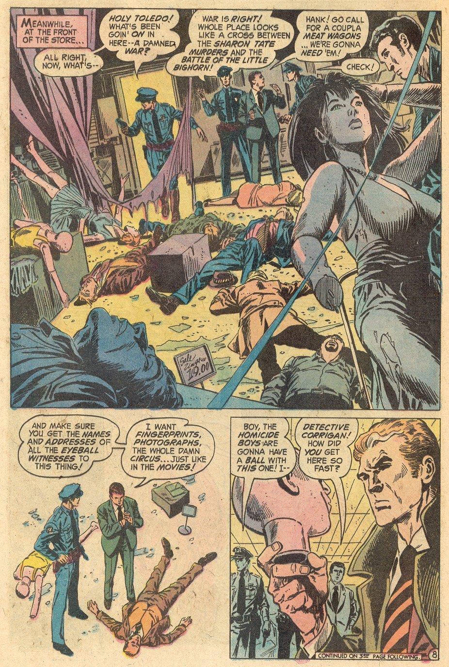 Read online Adventure Comics (1938) comic -  Issue #434 - 10