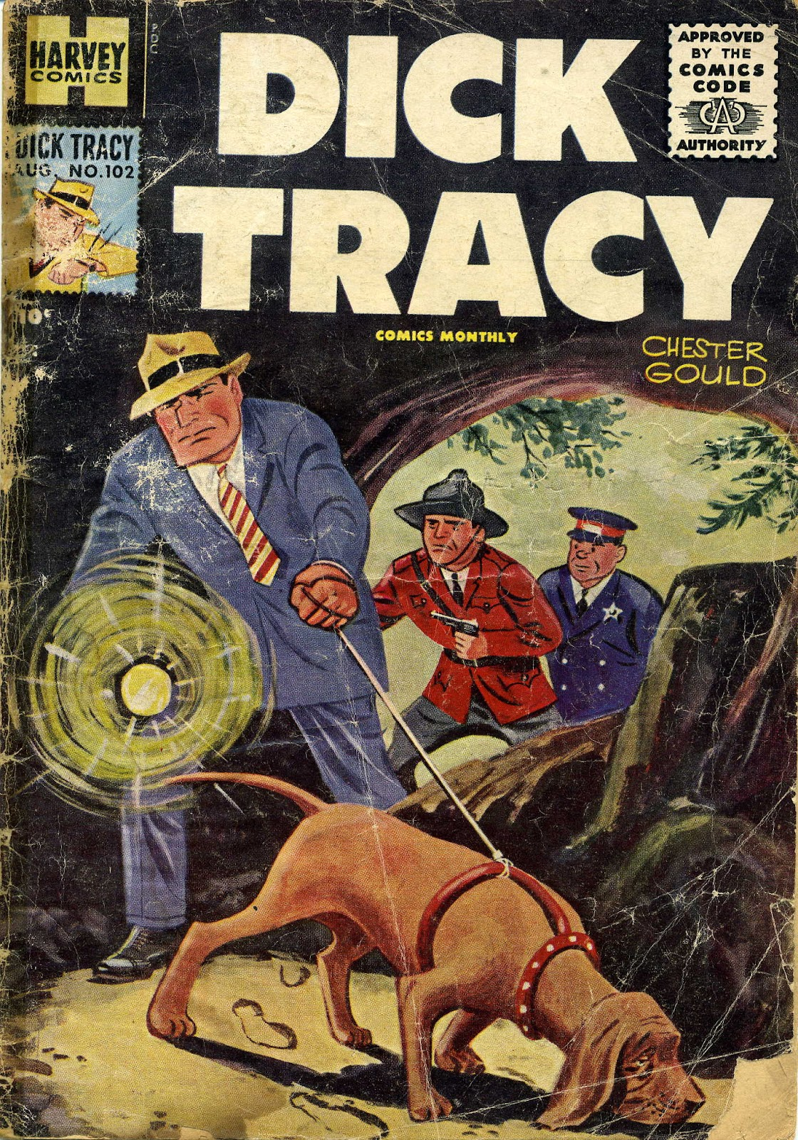 Dick Tracy (1950) 102 Page 1