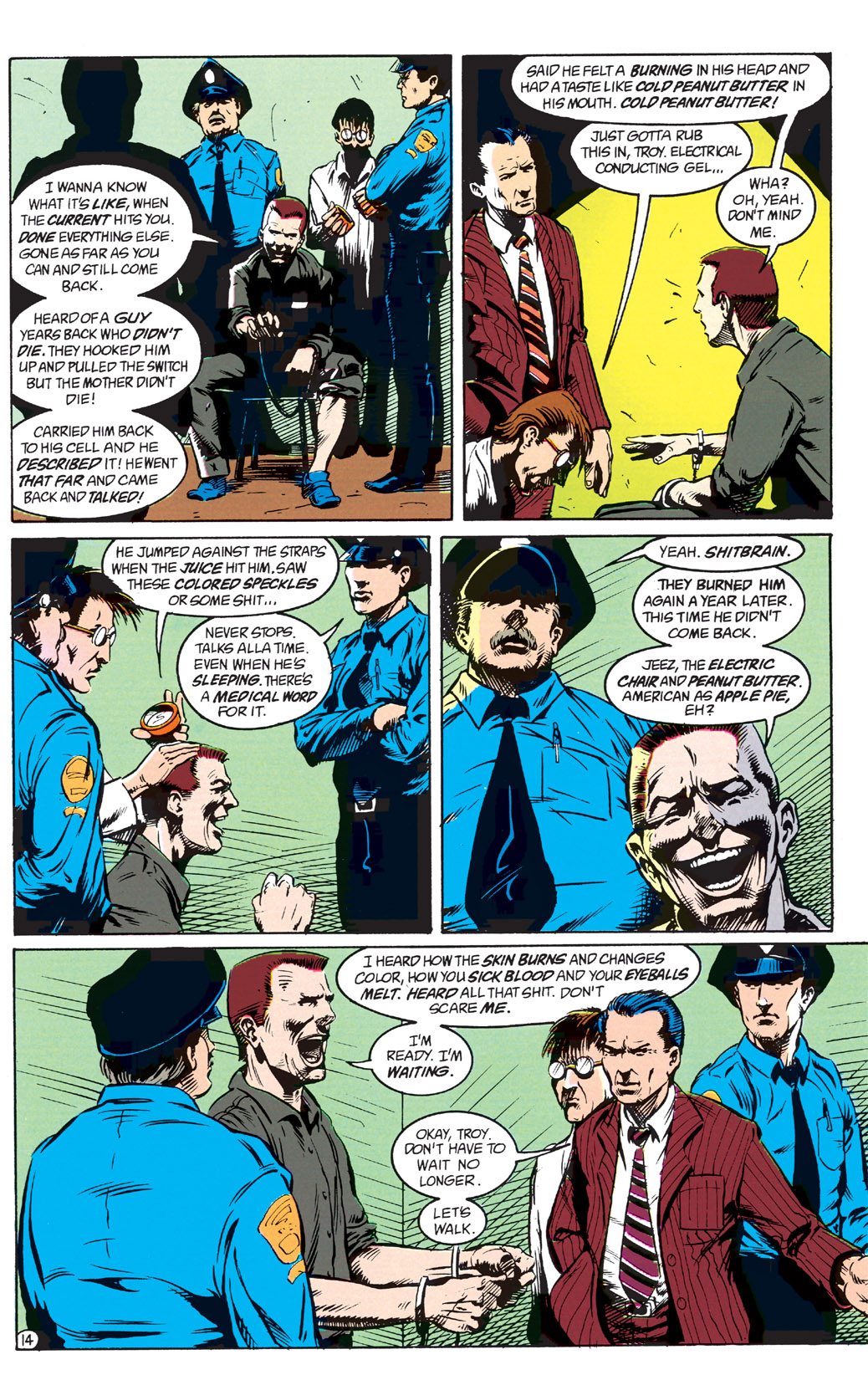 Read online Shade, the Changing Man comic -  Issue #1 - 16