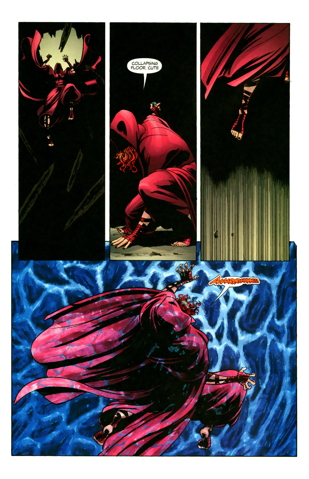 Read online Fallen Angel (2003) comic -  Issue #9 - 9