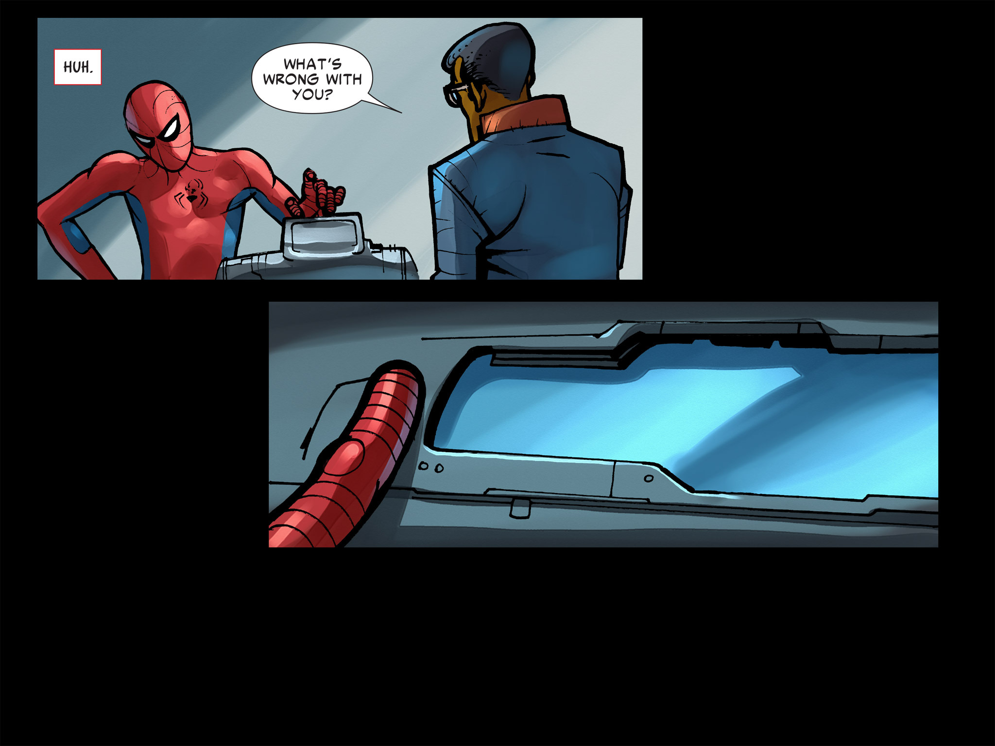 Read online Amazing Spider-Man: Who Am I? comic -  Issue # Full (Part 2) - 22