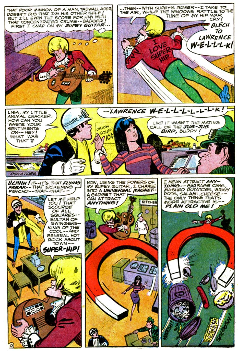 The Adventures of Bob Hope issue 97 - Page 16
