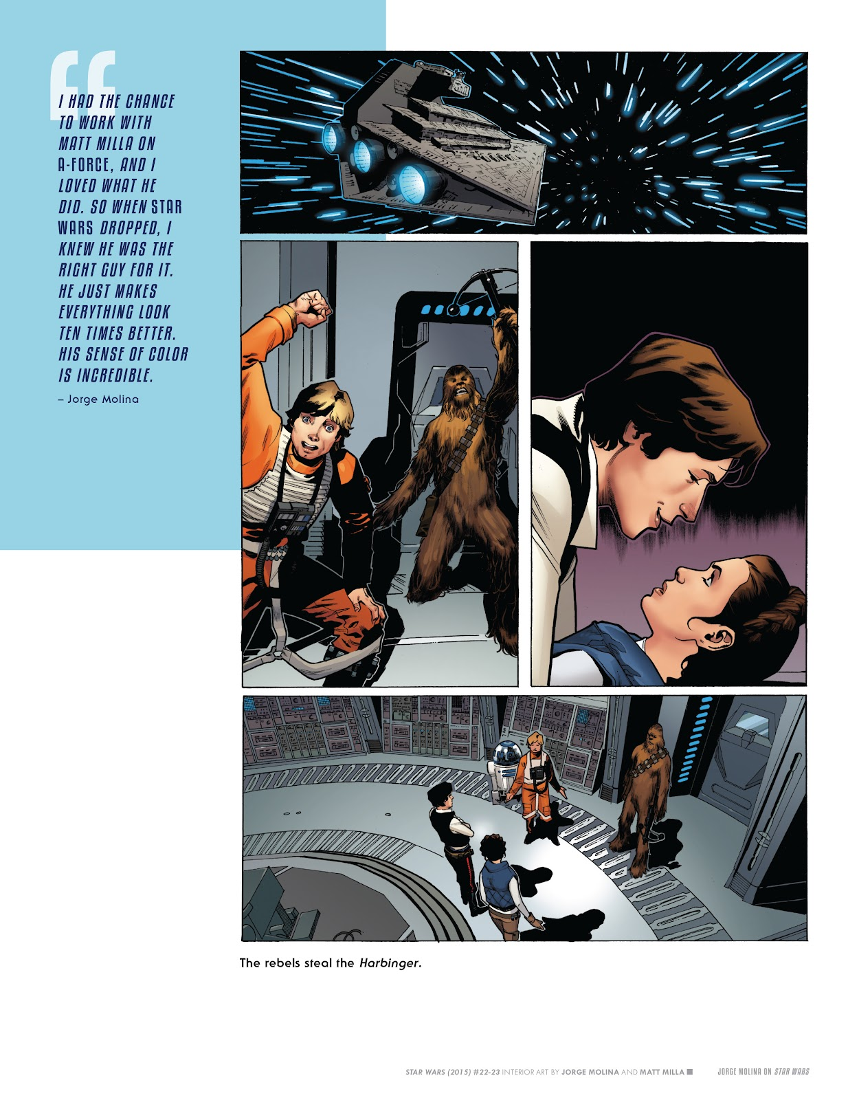 Read online The Marvel Art of Star Wars comic -  Issue # TPB (Part 2) - 4