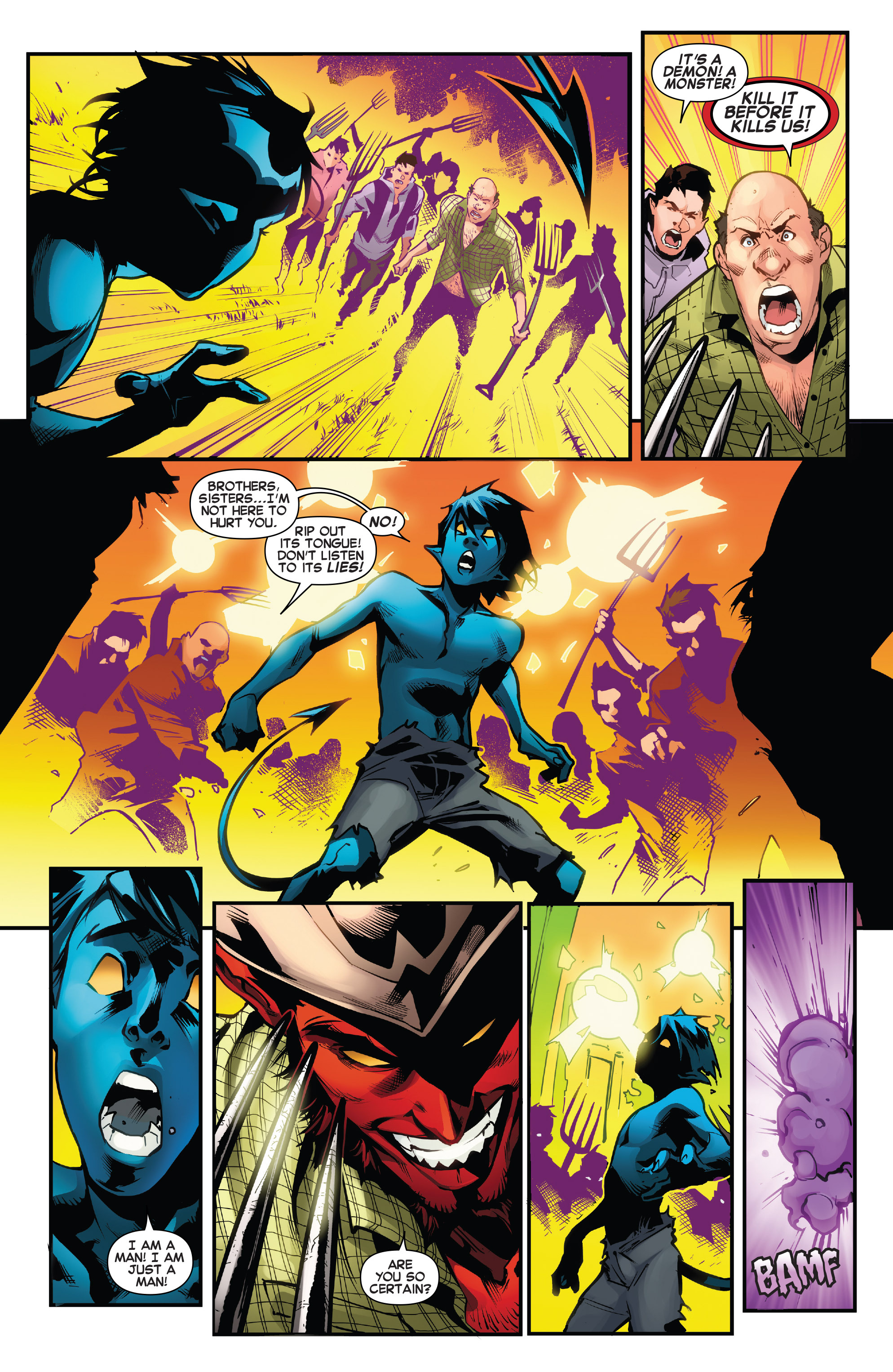 Read online Amazing X-Men (2014) comic -  Issue #13 - 13