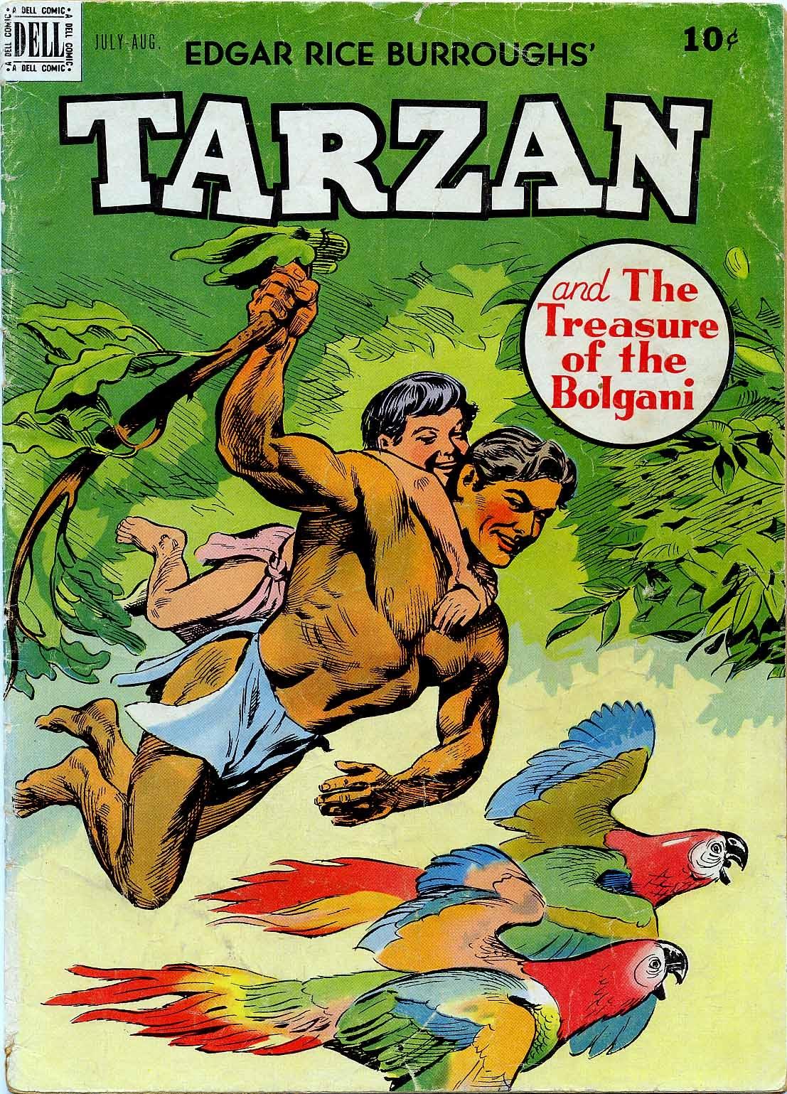 Tarzan (1948) issue 10 - Page 1