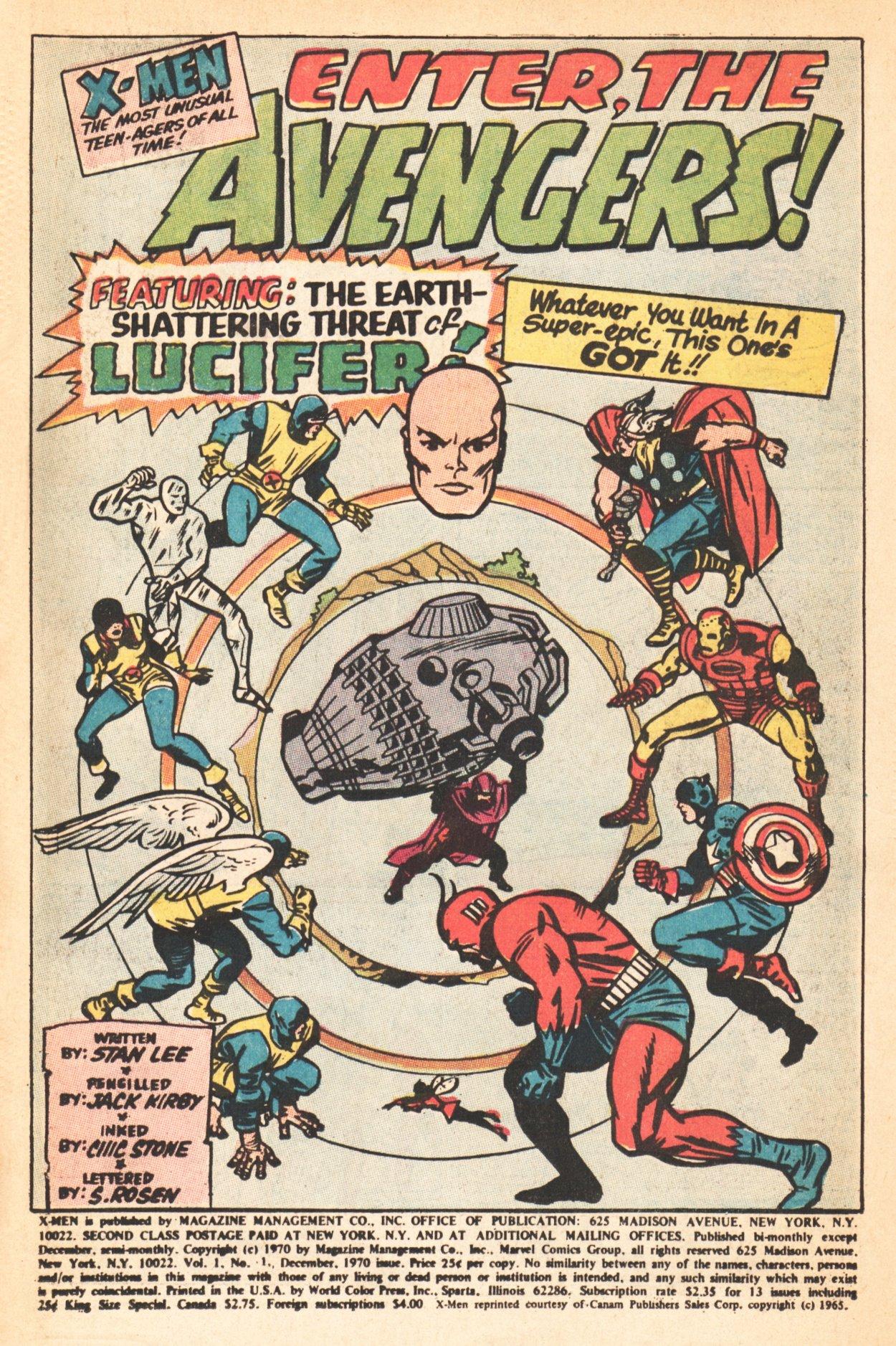Read online Uncanny X-Men (1963) comic -  Issue # _Annual 1 - 3