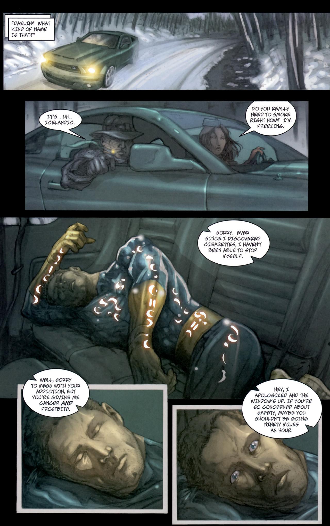 Read online Phoenix comic -  Issue #3 - 11
