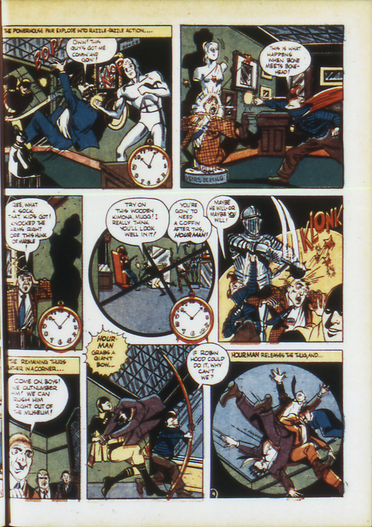 Read online Adventure Comics (1938) comic -  Issue #74 - 18