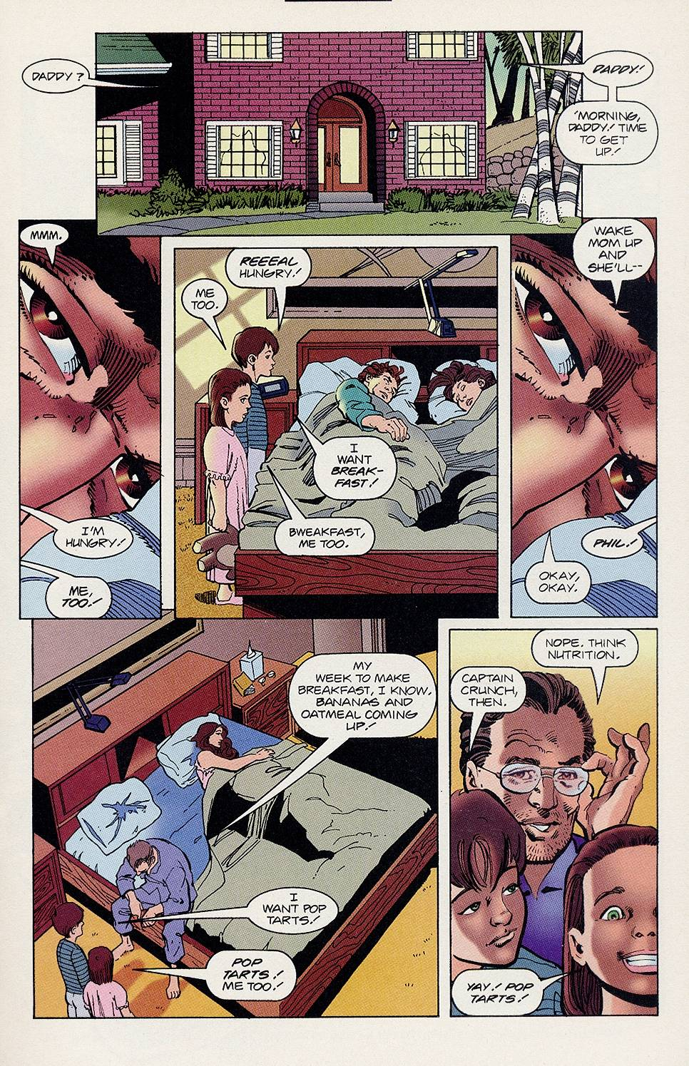 Read online Solar, Man of the Atom comic -  Issue #46 - 11