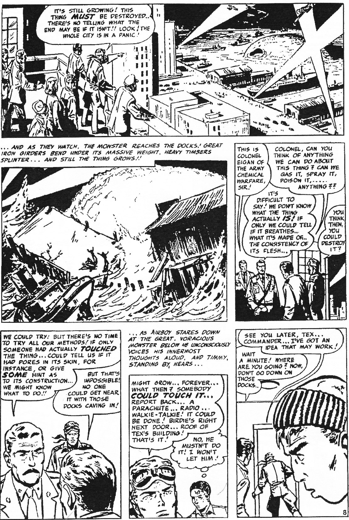 Read online Men of Mystery Comics comic -  Issue #57 - 34