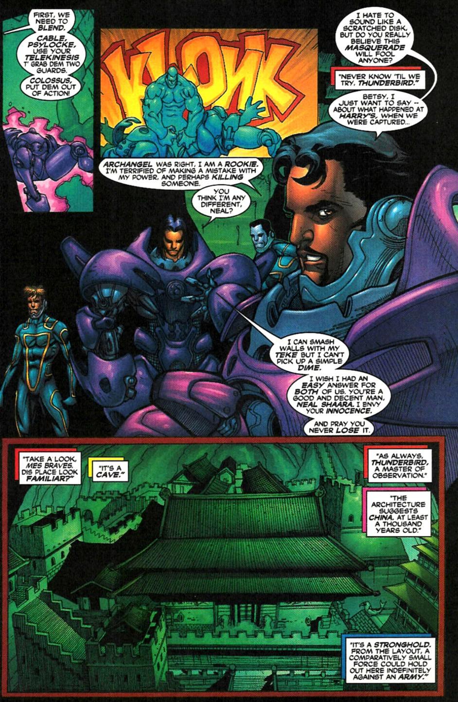 X-Men (1991) 104 Page 15