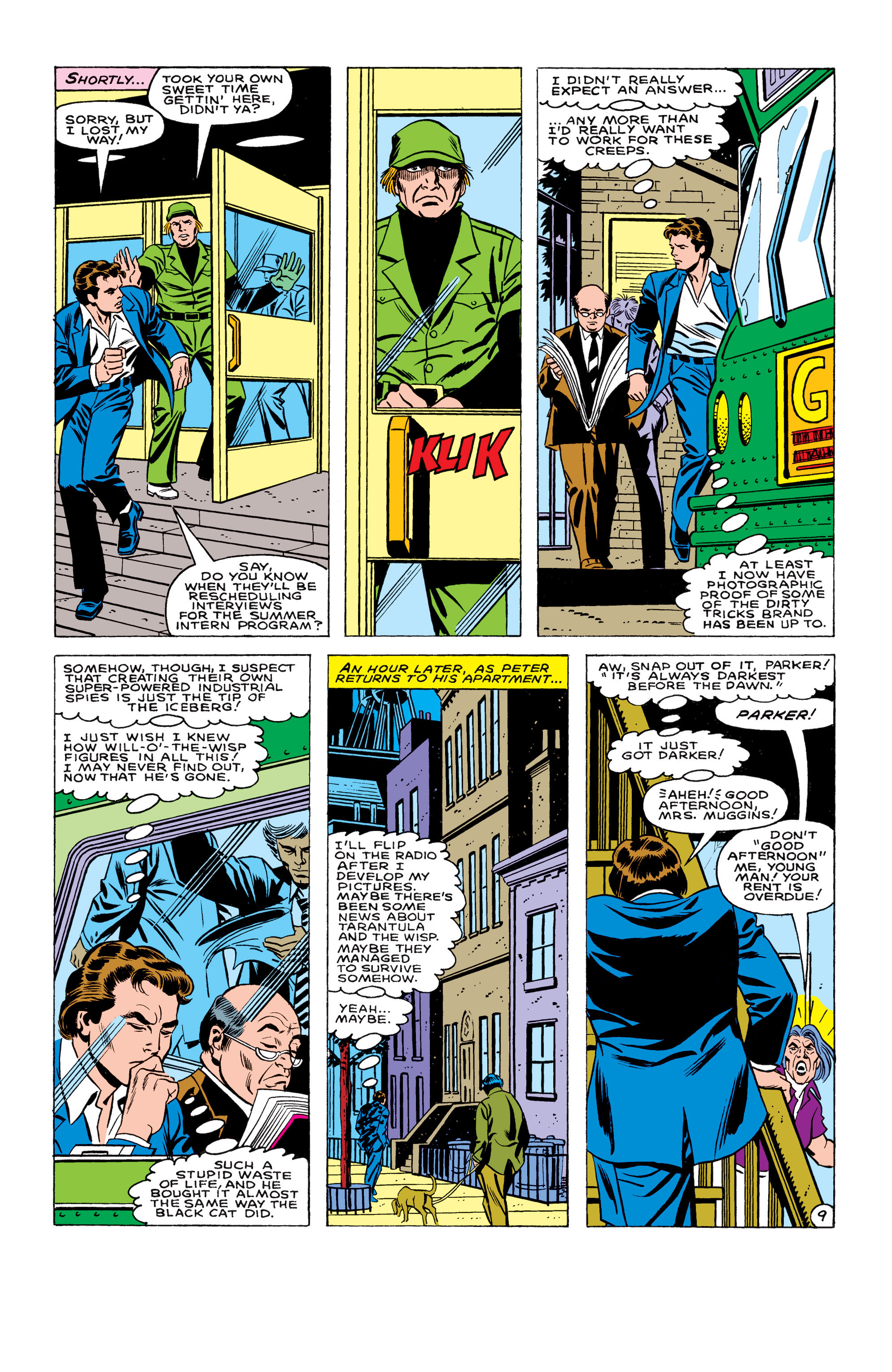 The Amazing Spider-Man (1963) 235 Page 9