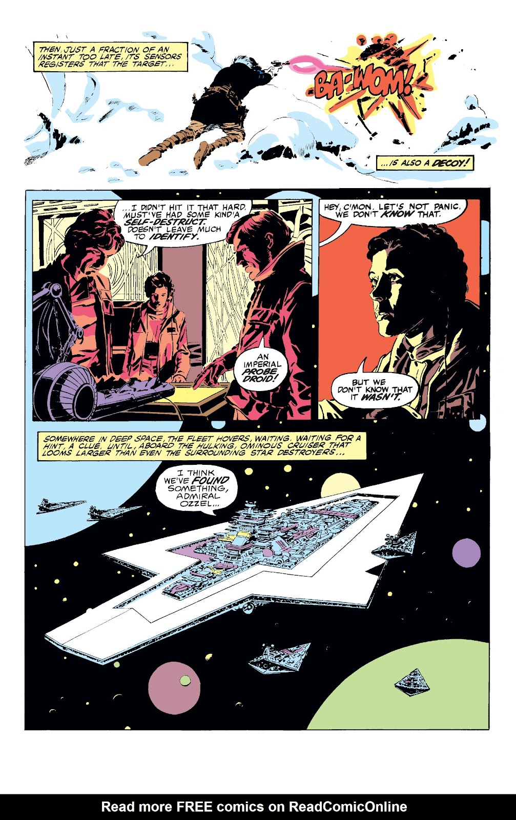 Read online Star Wars Legends: The Original Marvel Years - Epic Collection comic -  Issue # TPB 3 (Part 1) - 22