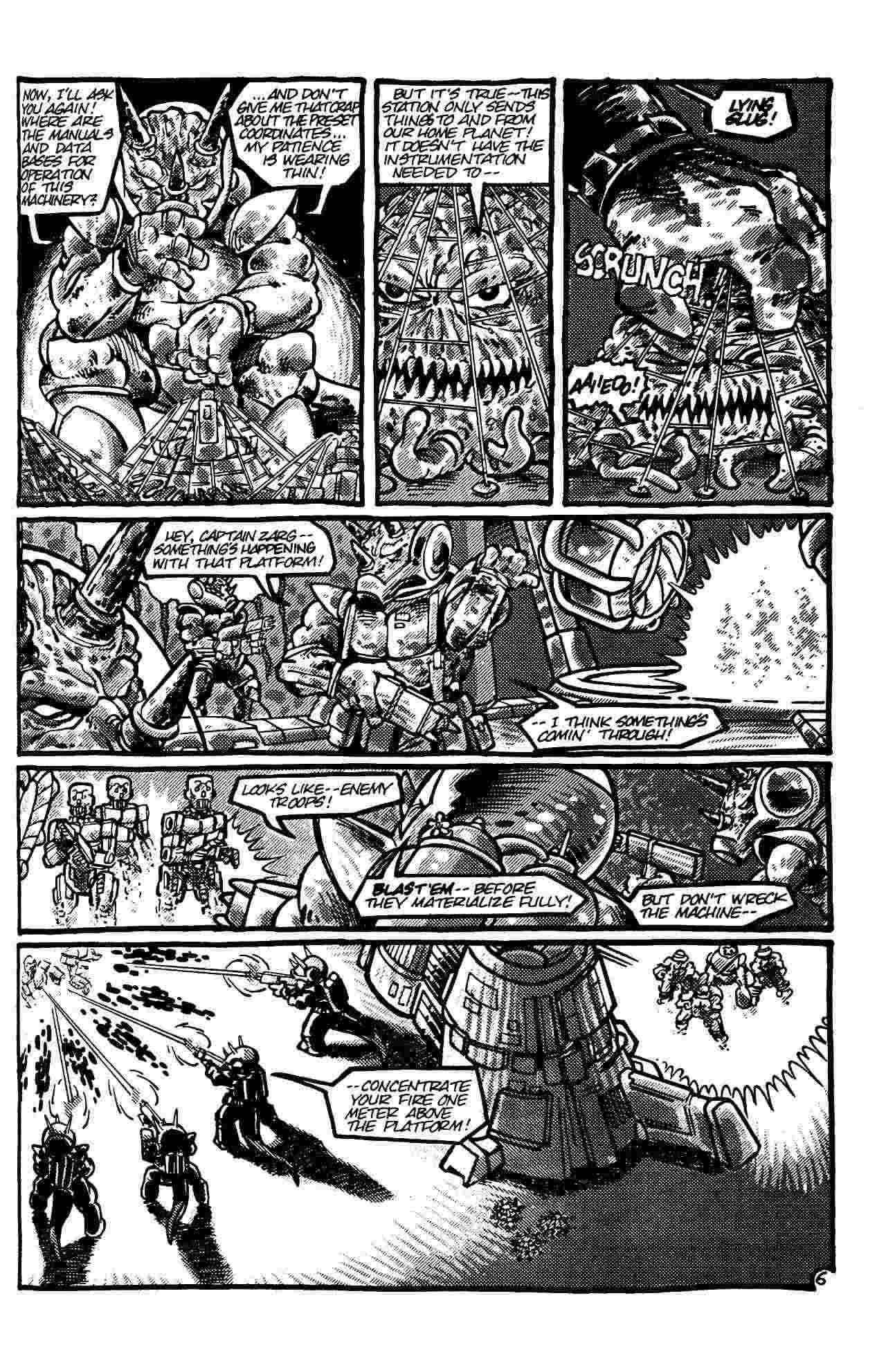Read online Shell Shock comic -  Issue # Full - 85