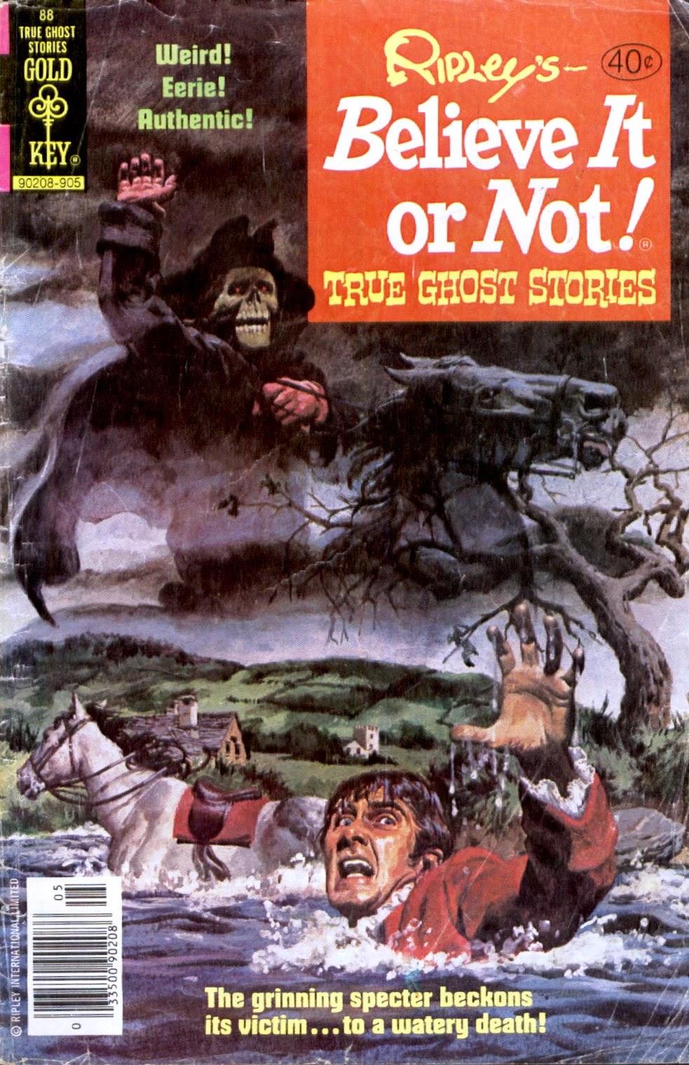 Ripleys Believe it or Not! (1965) 88 Page 1