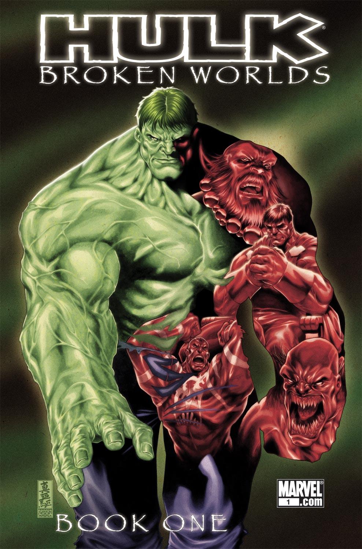 Hulk: Broken Worlds issue 1 - Page 1