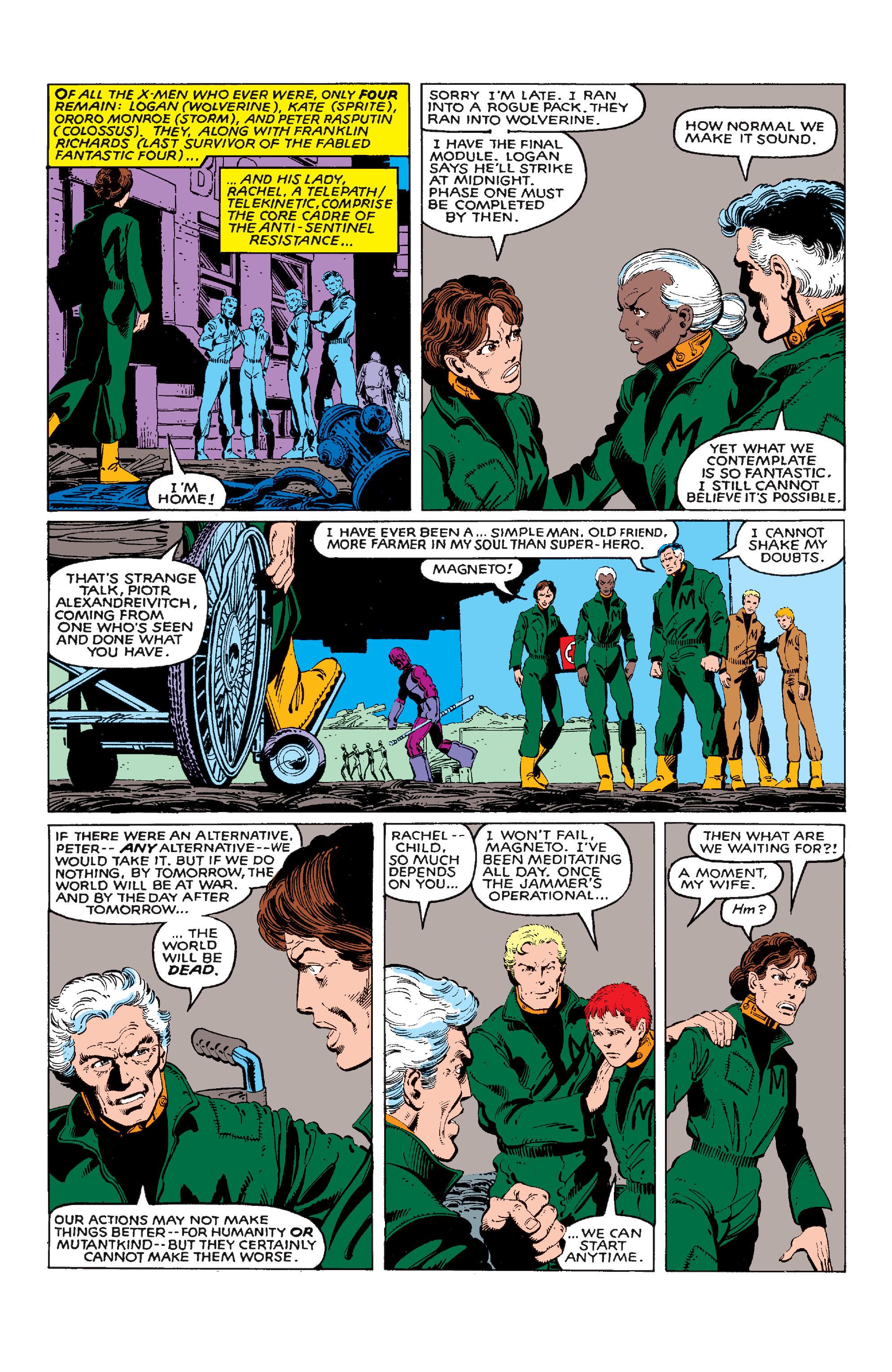 Uncanny X-Men (1963) 141 Page 5