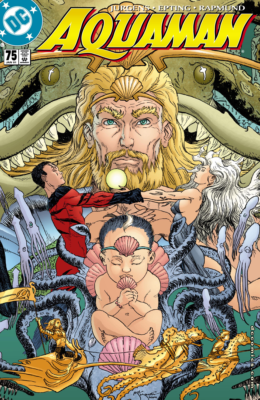 Read online Aquaman (1994) comic -  Issue #75 - 1