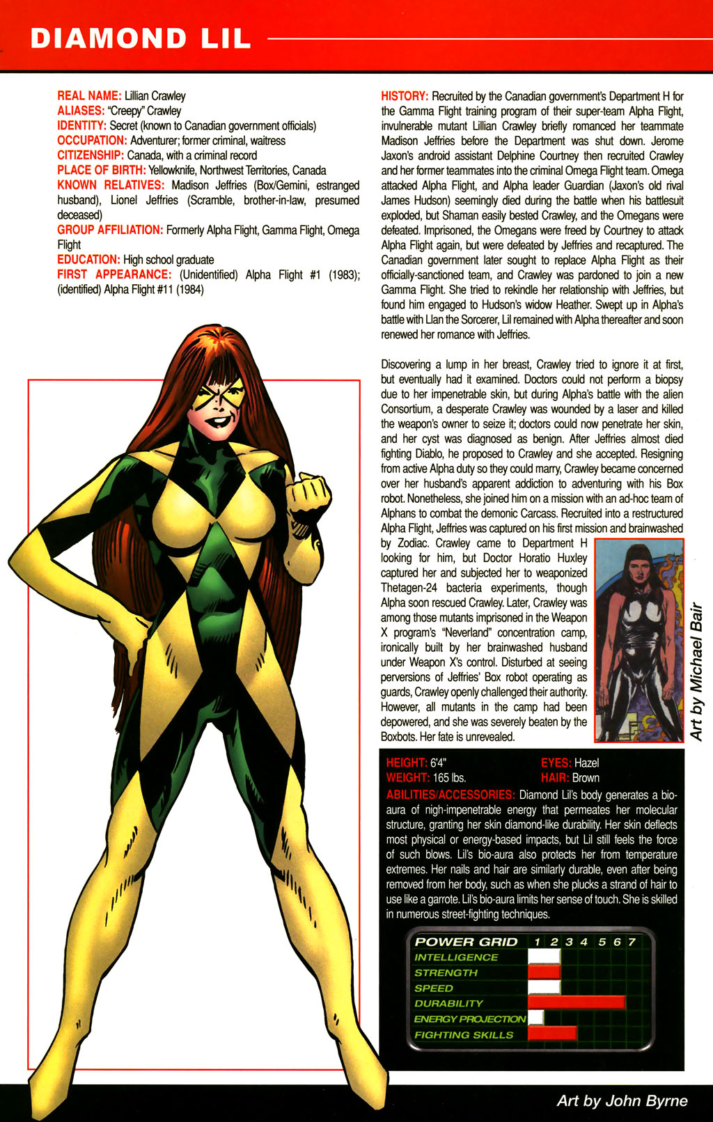 Read online All-New Official Handbook of the Marvel Universe A to Z comic -  Issue #3 - 50