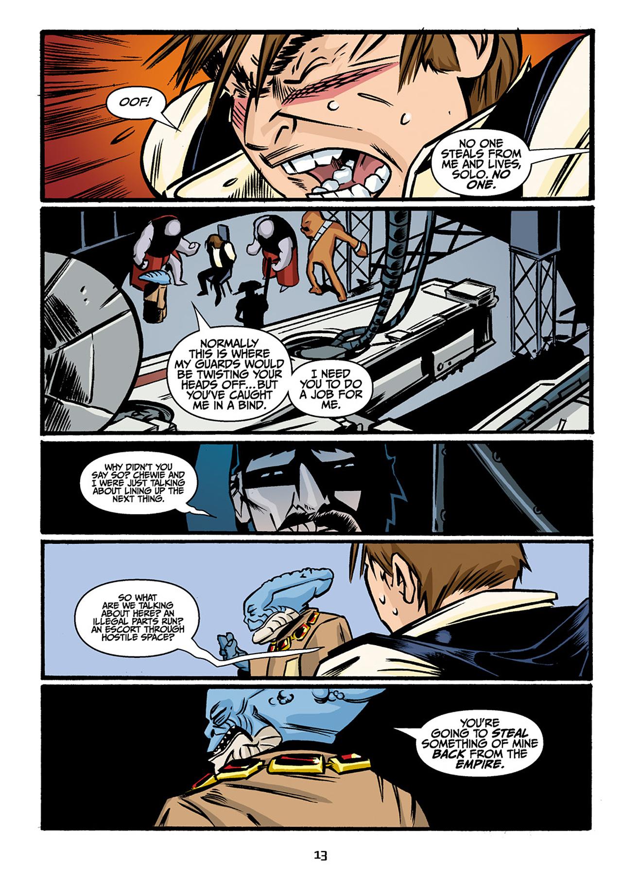 Read online Star Wars Omnibus comic -  Issue # Vol. 33 - 15