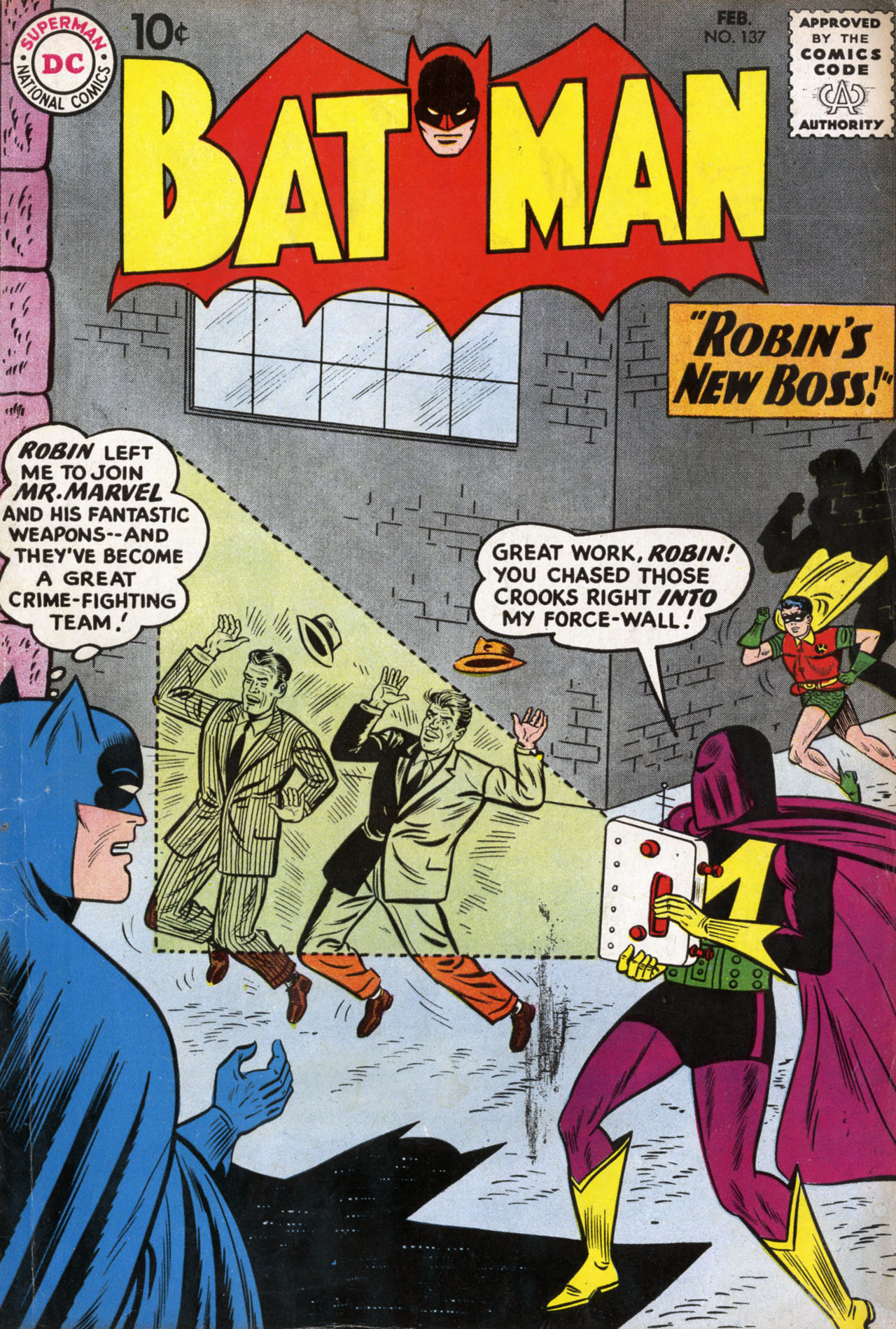 Batman (1940) 137 Page 1