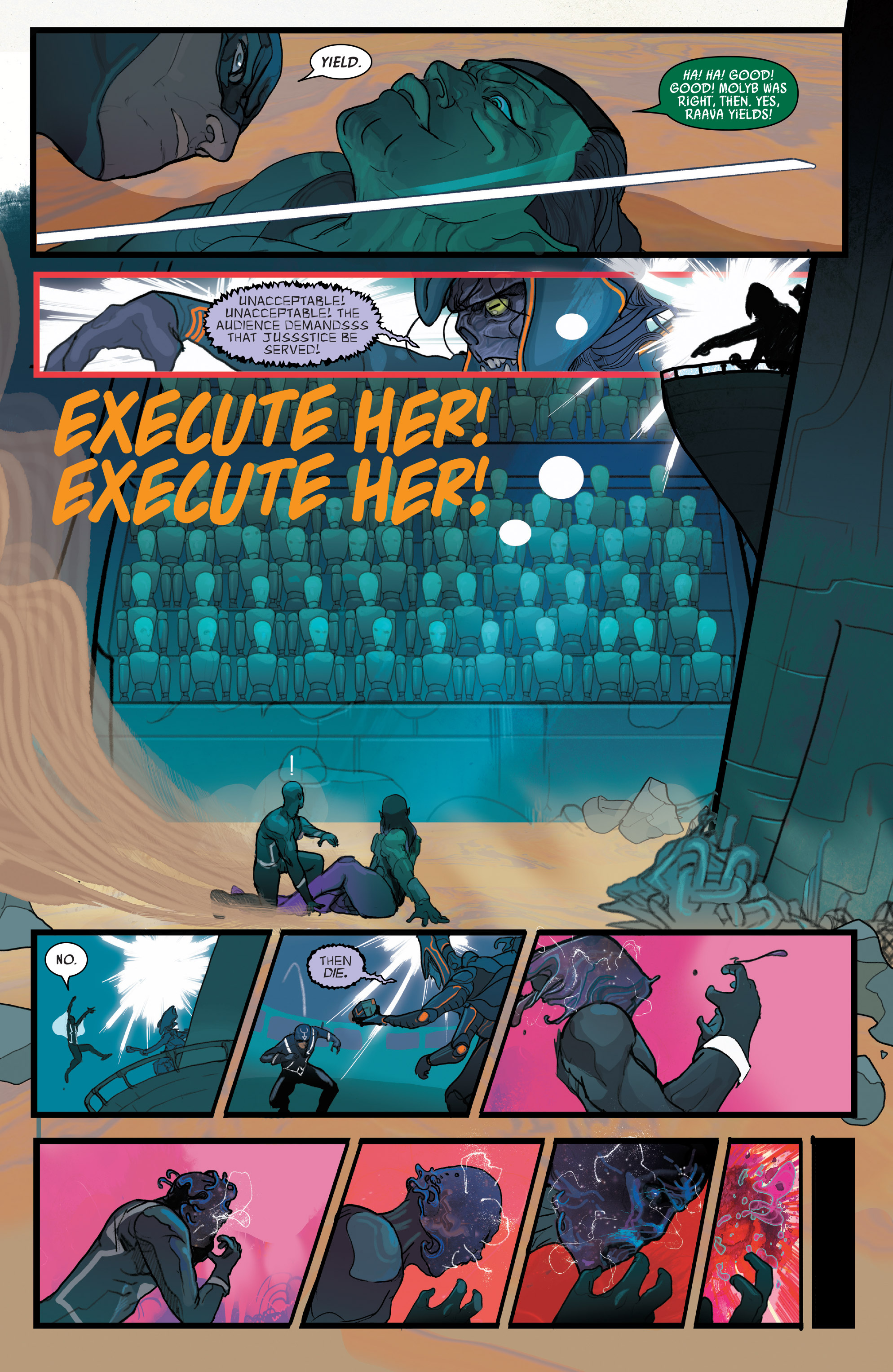 Read online Black Bolt comic -  Issue #2 - 16