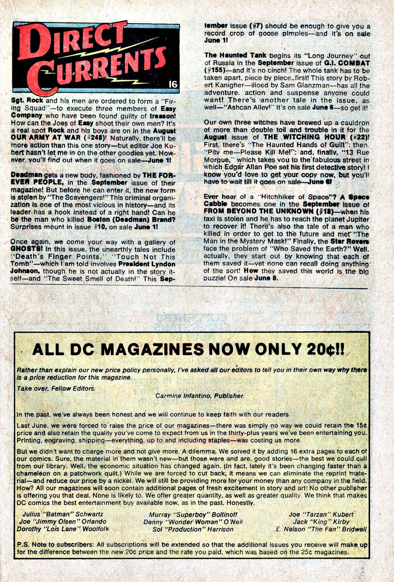 Read online Action Comics (1938) comic -  Issue #414 - 22