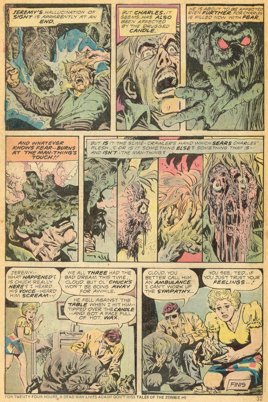 Man-Thing (1974) issue 15 - Page 21