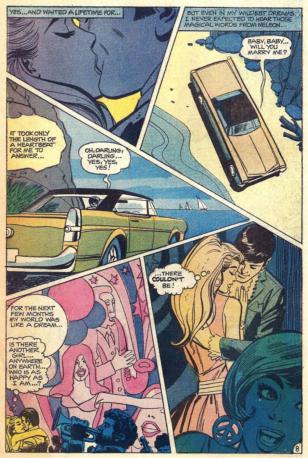 Read online Secret Hearts comic -  Issue #140 - 10