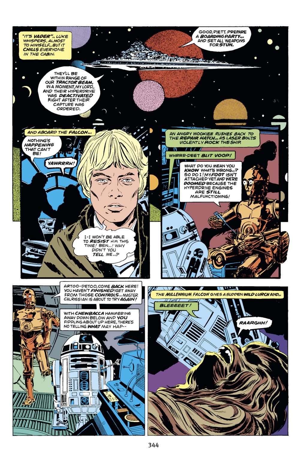 Read online Star Wars Omnibus comic -  Issue # Vol. 14 - 342