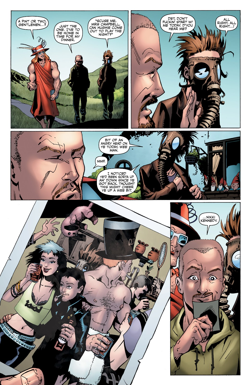 Read online The Boys Omnibus comic -  Issue # TPB 4 (Part 3) - 74