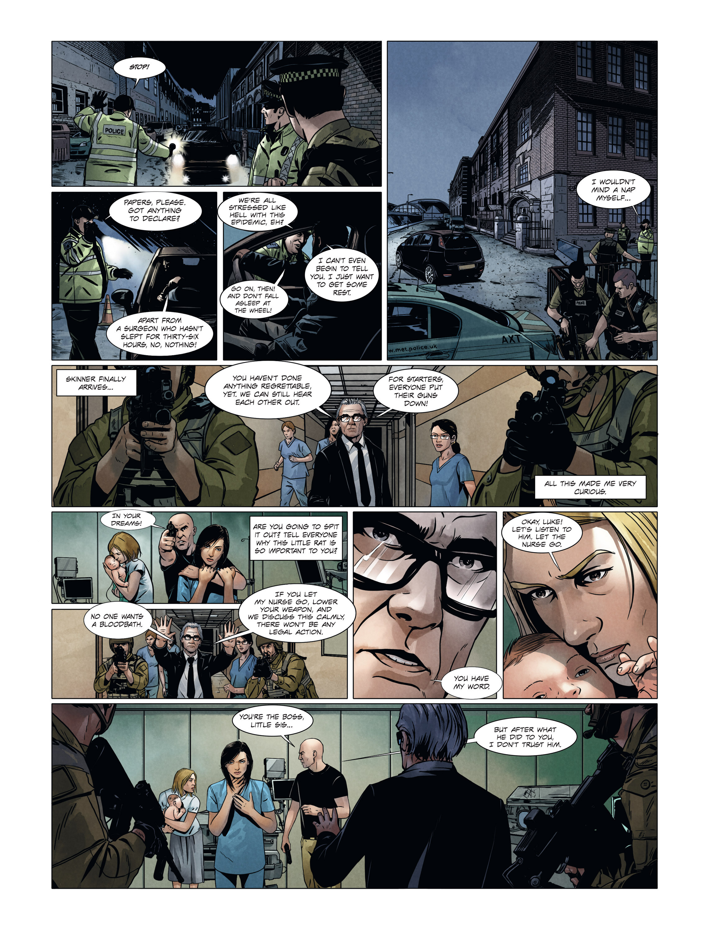 Read online Alice Matheson comic -  Issue #4 - 19