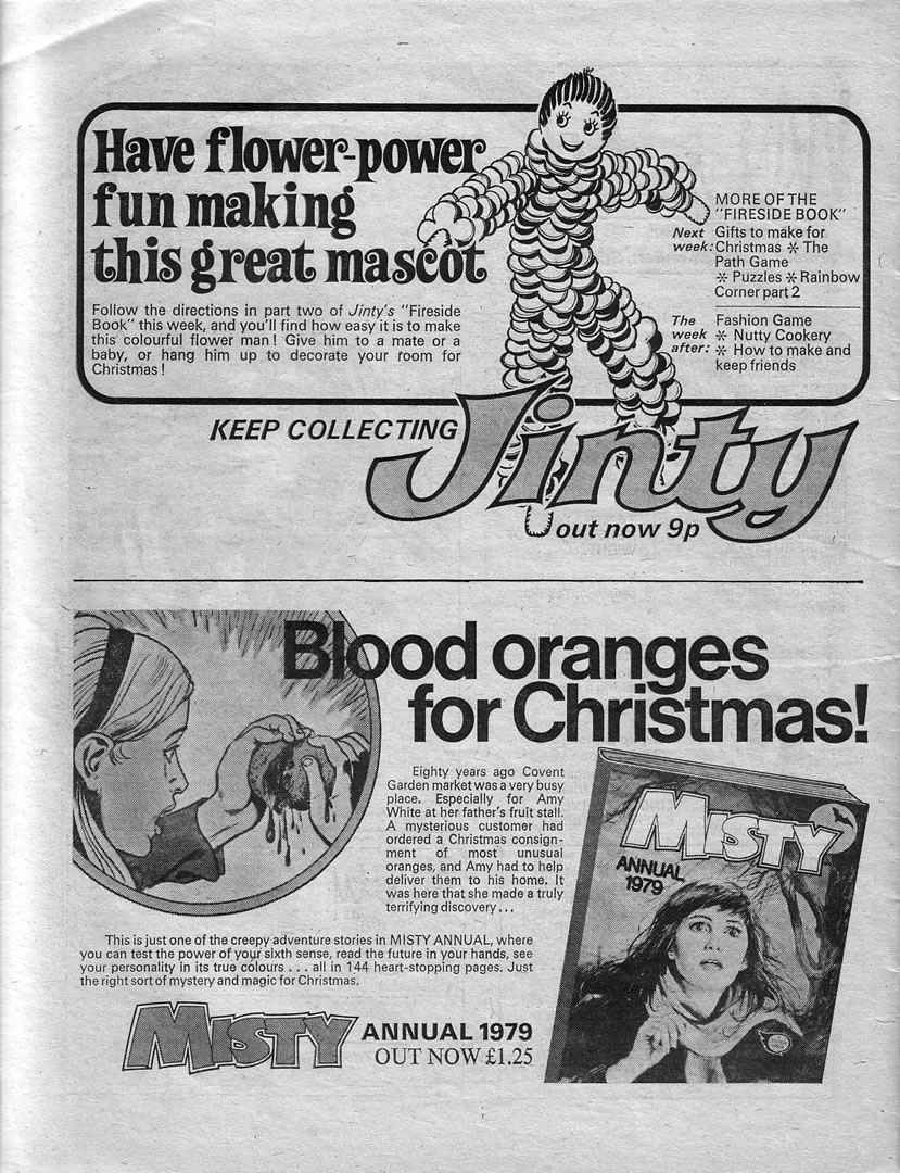 Read online Misty comic -  Issue #42 - 28