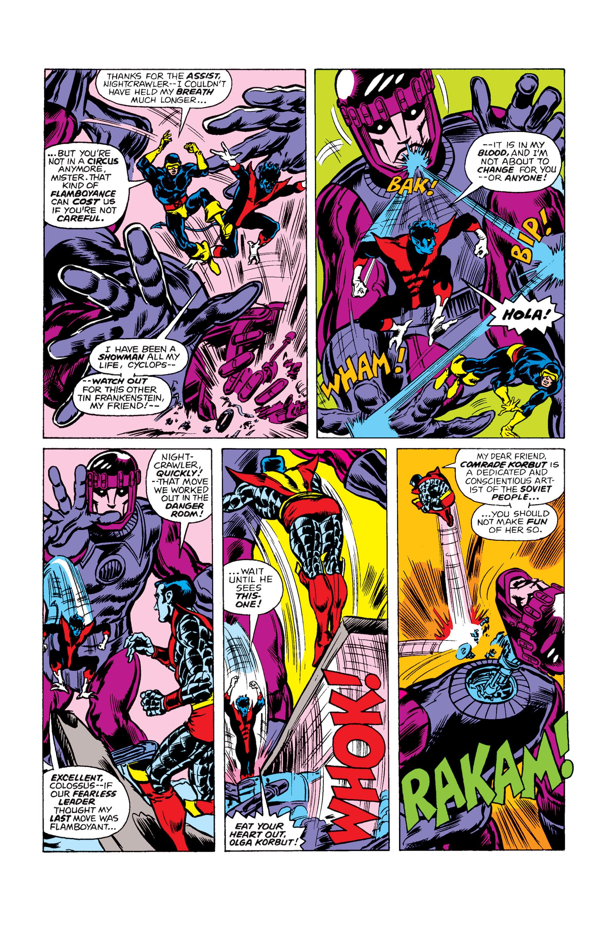 Uncanny X-Men (1963) 99 Page 12